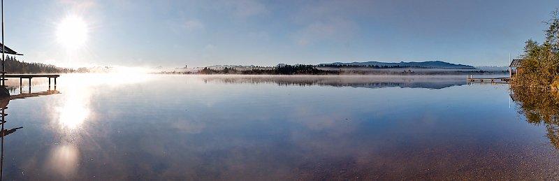 Panorama Kirchsee