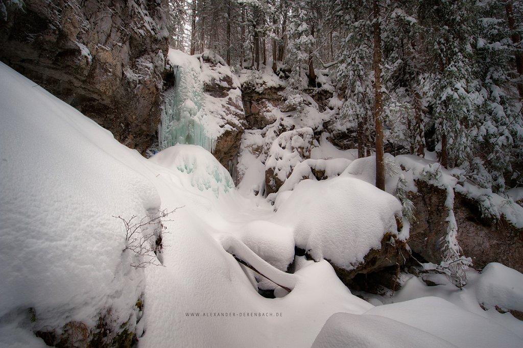 Siblifall im Winter