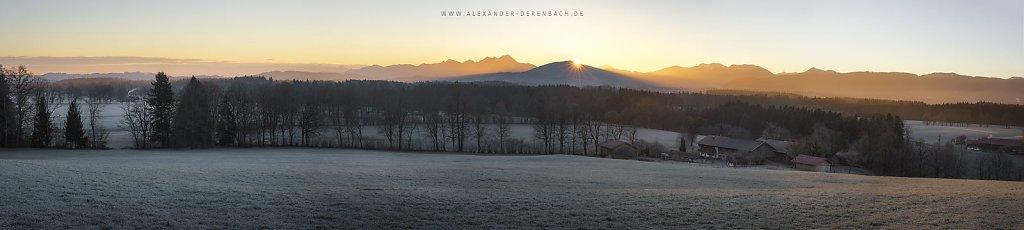 LK Miesbach Panorama